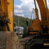 Escavações e terraplanagens